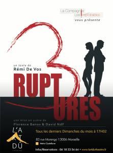 3 ruptures